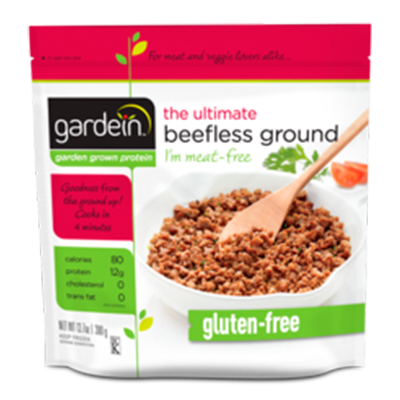 Beefless Ground