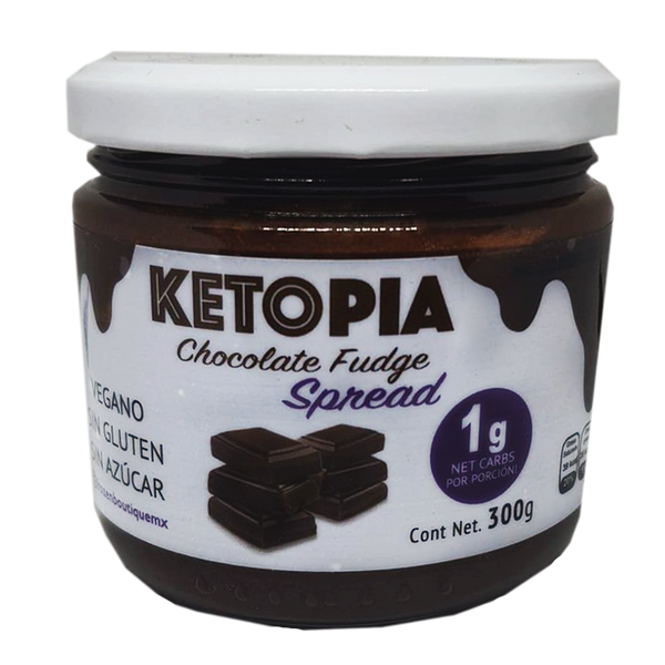 Ketopia, Chocolate Fudge Spread