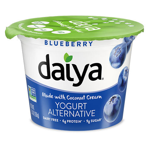 Yogurt de Blueberry