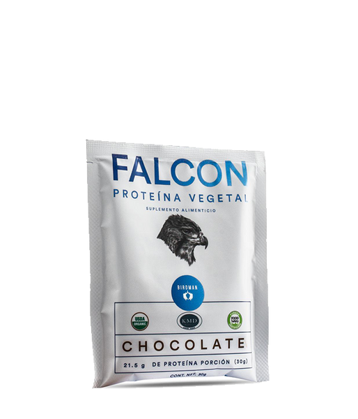 Falcon Chocolate Sobre