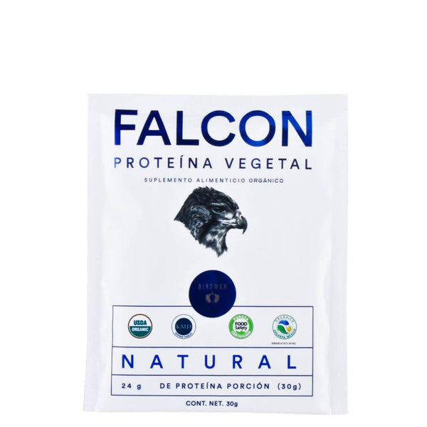 Falcon Sobre Natural