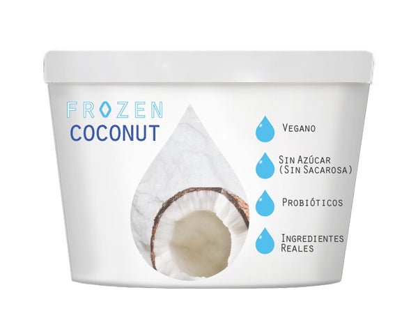 Frozen Coconut