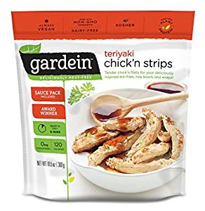 Teriyaki Chick'n Strips