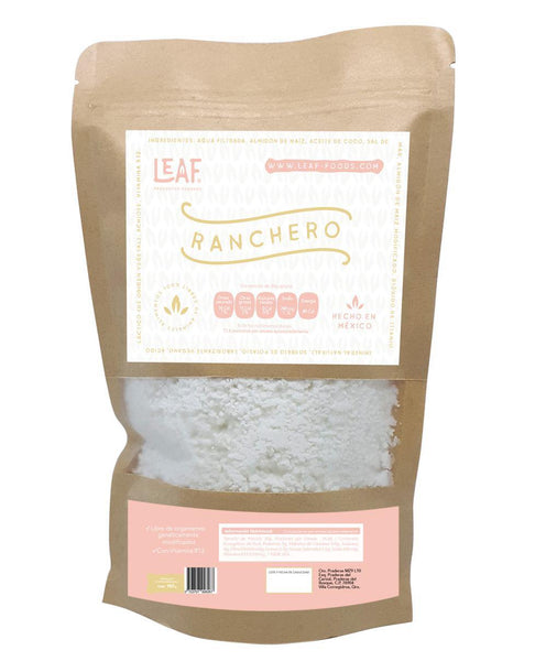 Leaf, Queso tipo Ranchero 350g