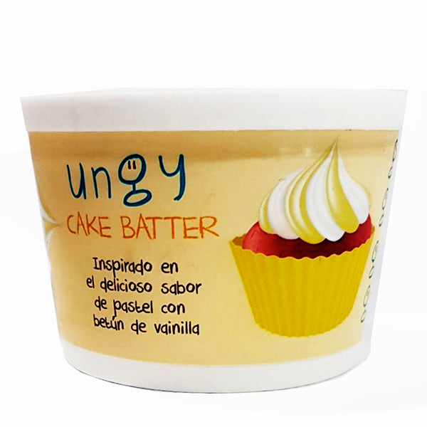 Ungy Cake Batter