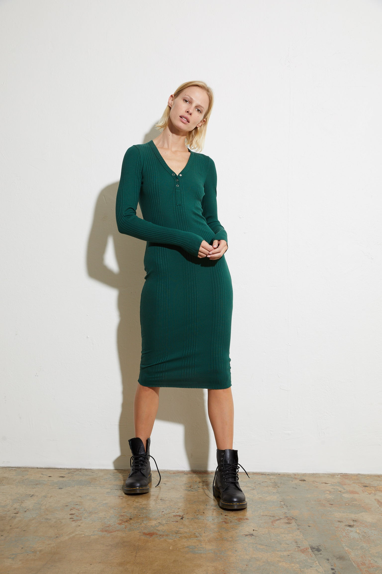 Sarah Henley Dress