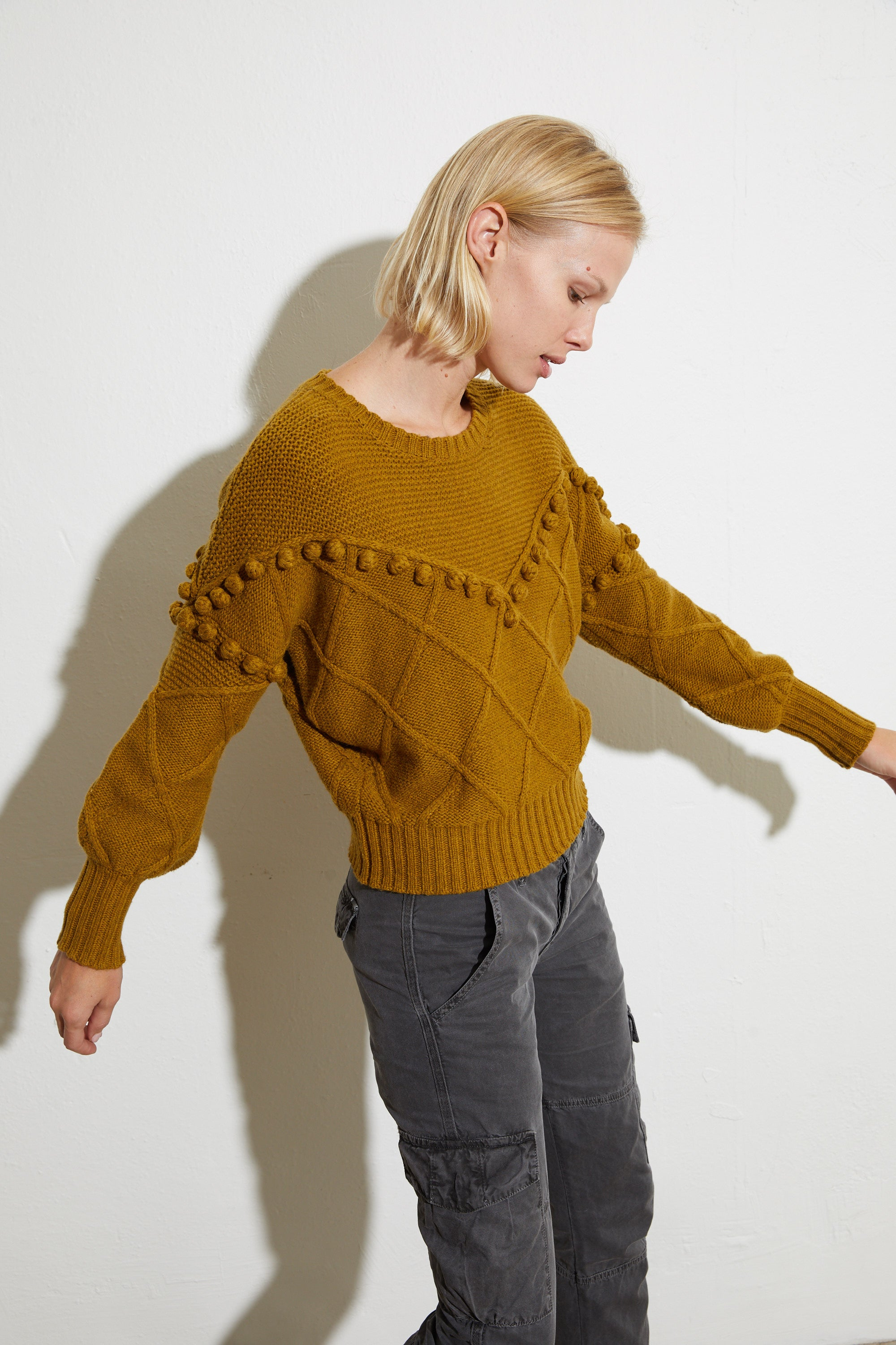 Kaaya Pullover Sweater