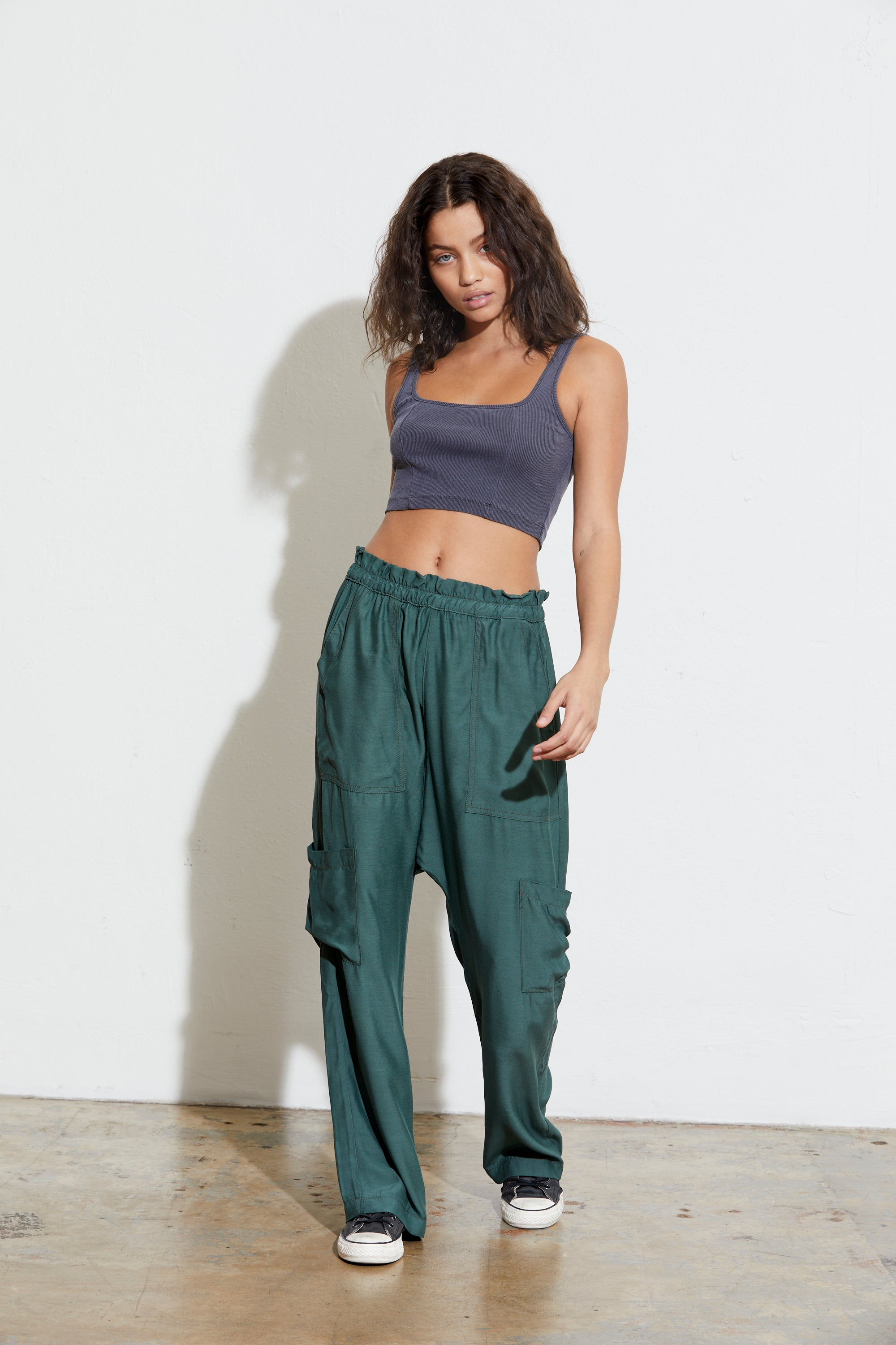 Shailey Paperbag Pant