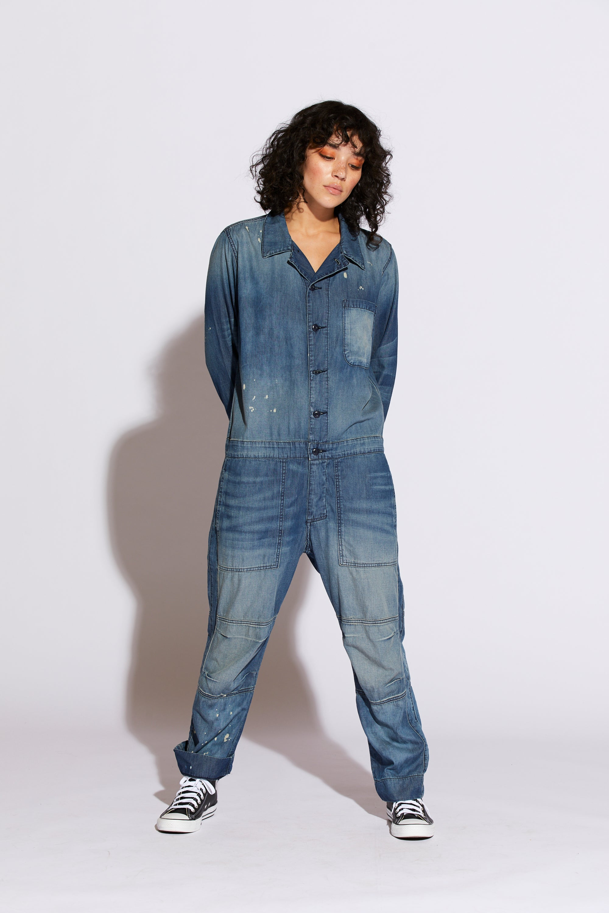 Archive Mechanic Jumpsuit