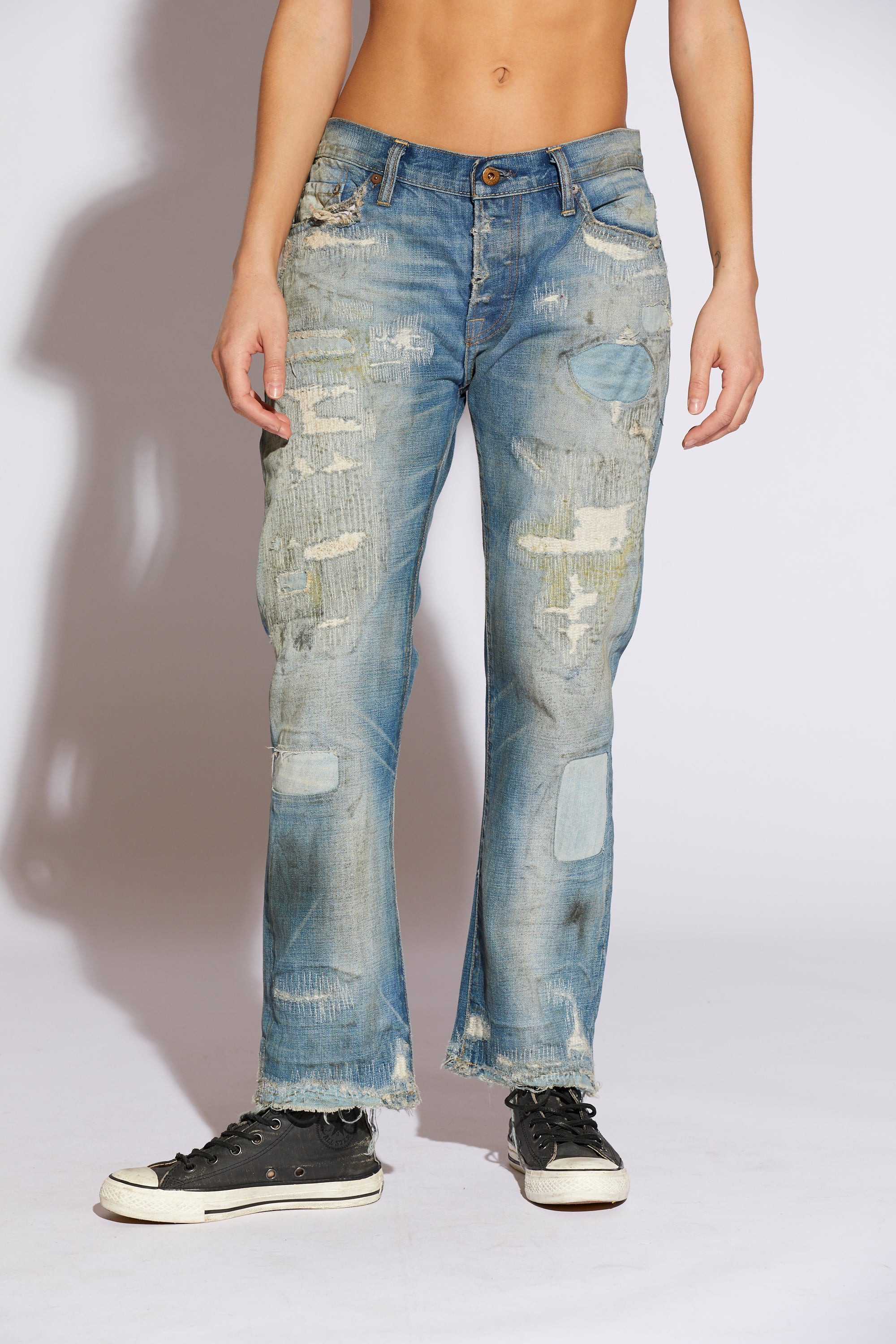 Archive Mila Patch Jeans
