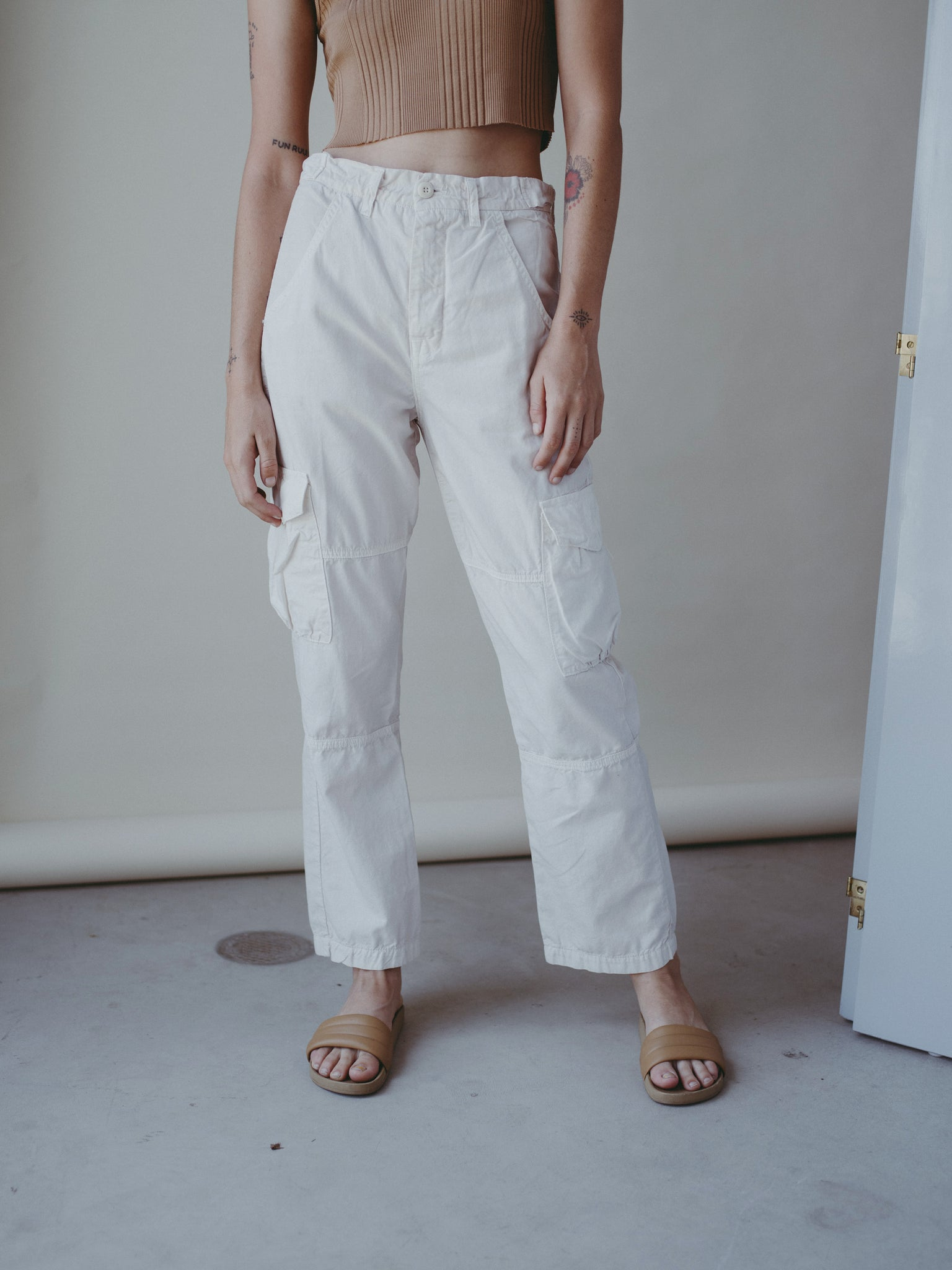 Mercy High Rise Cargo Pant