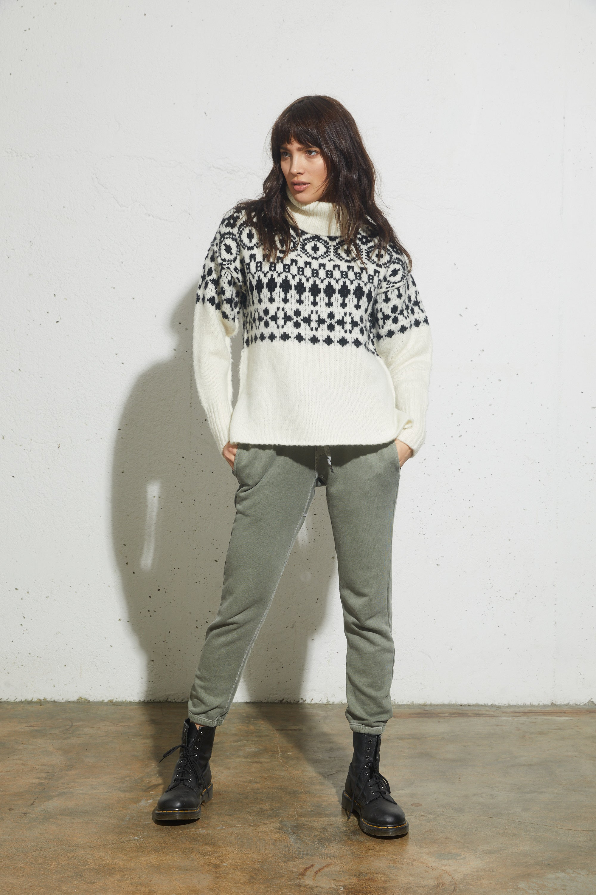 Cher Turtleneck Sweater
