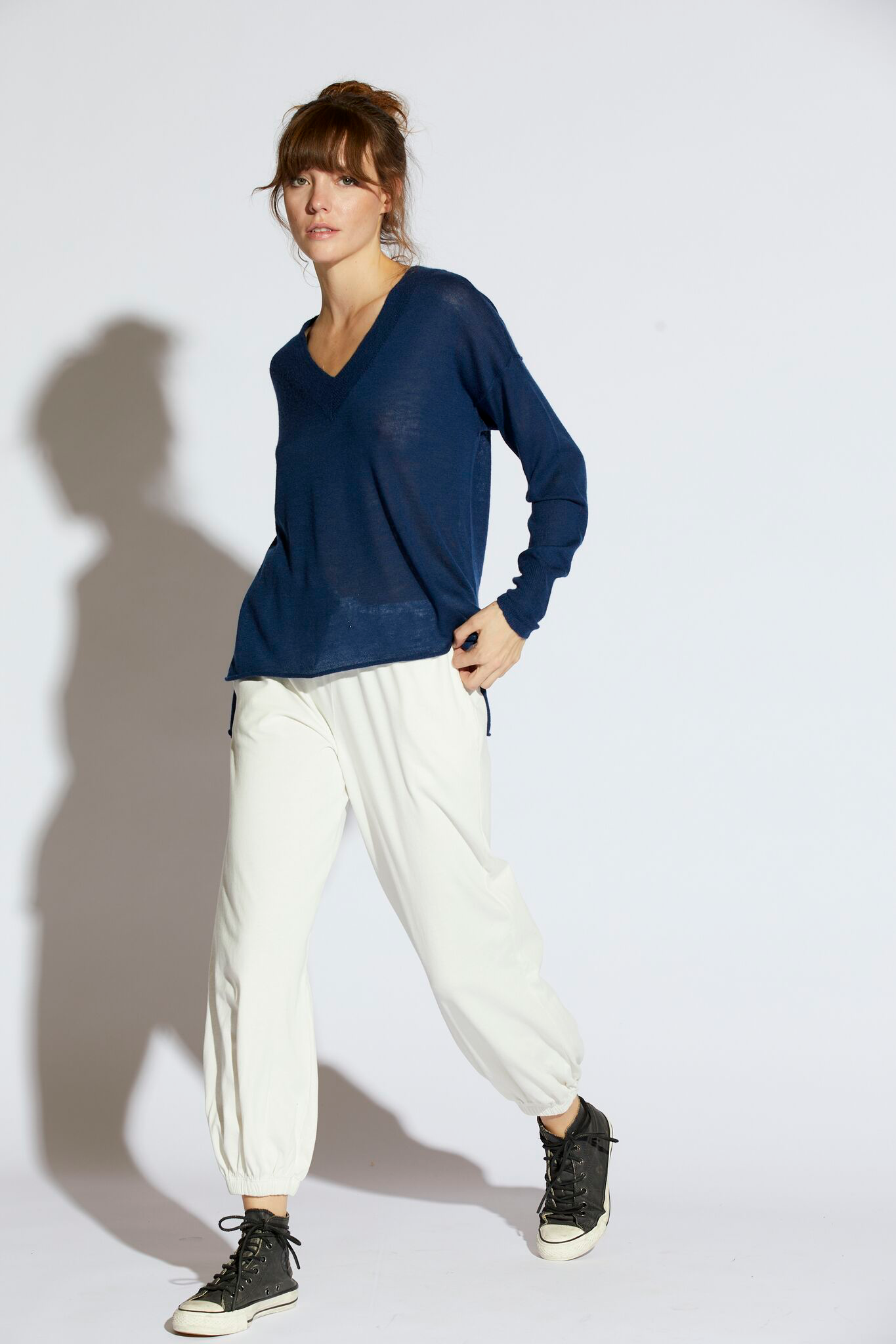 Keva V Neck Sweater