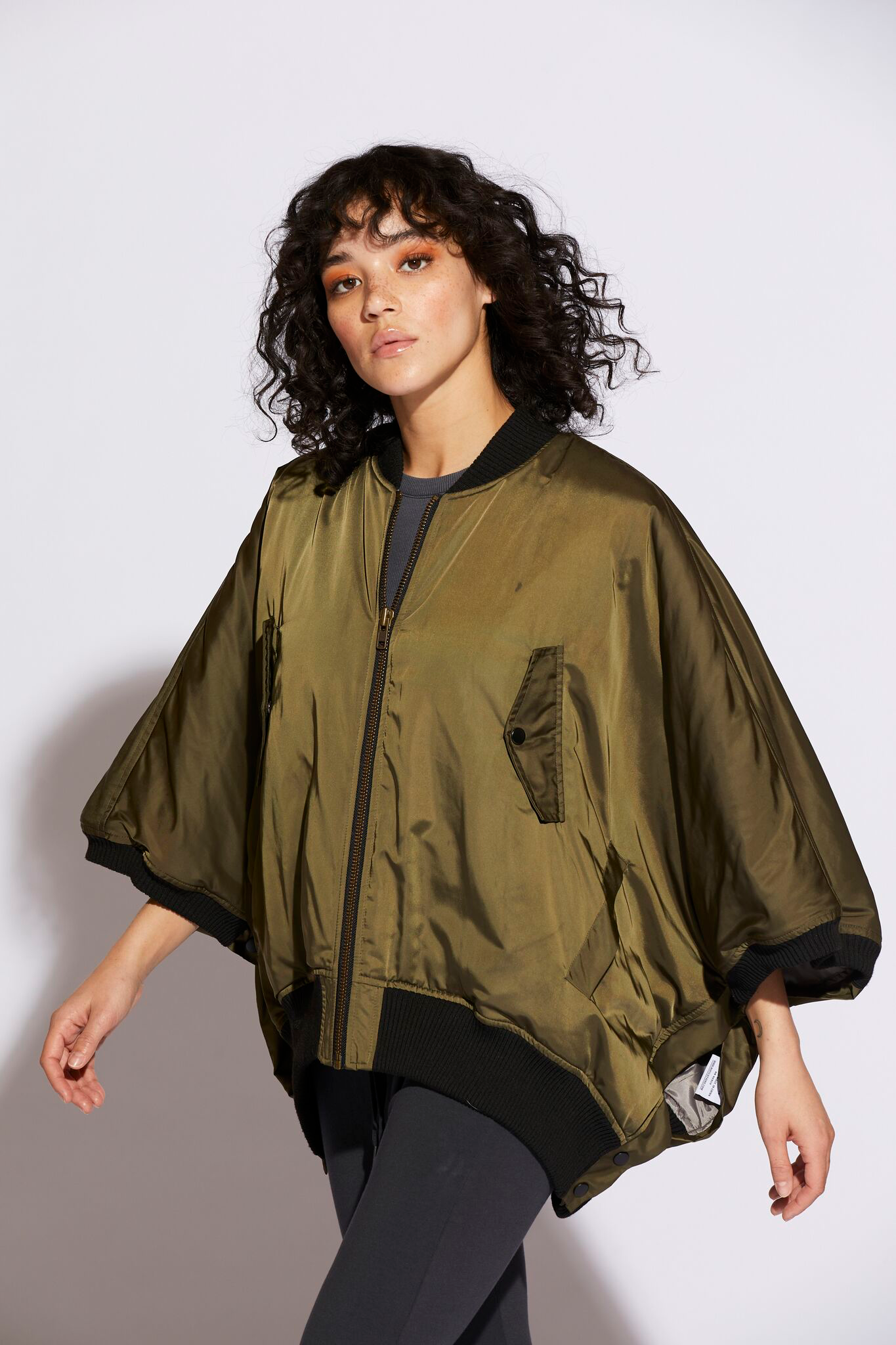 Archive Polyester Puffer Jacket