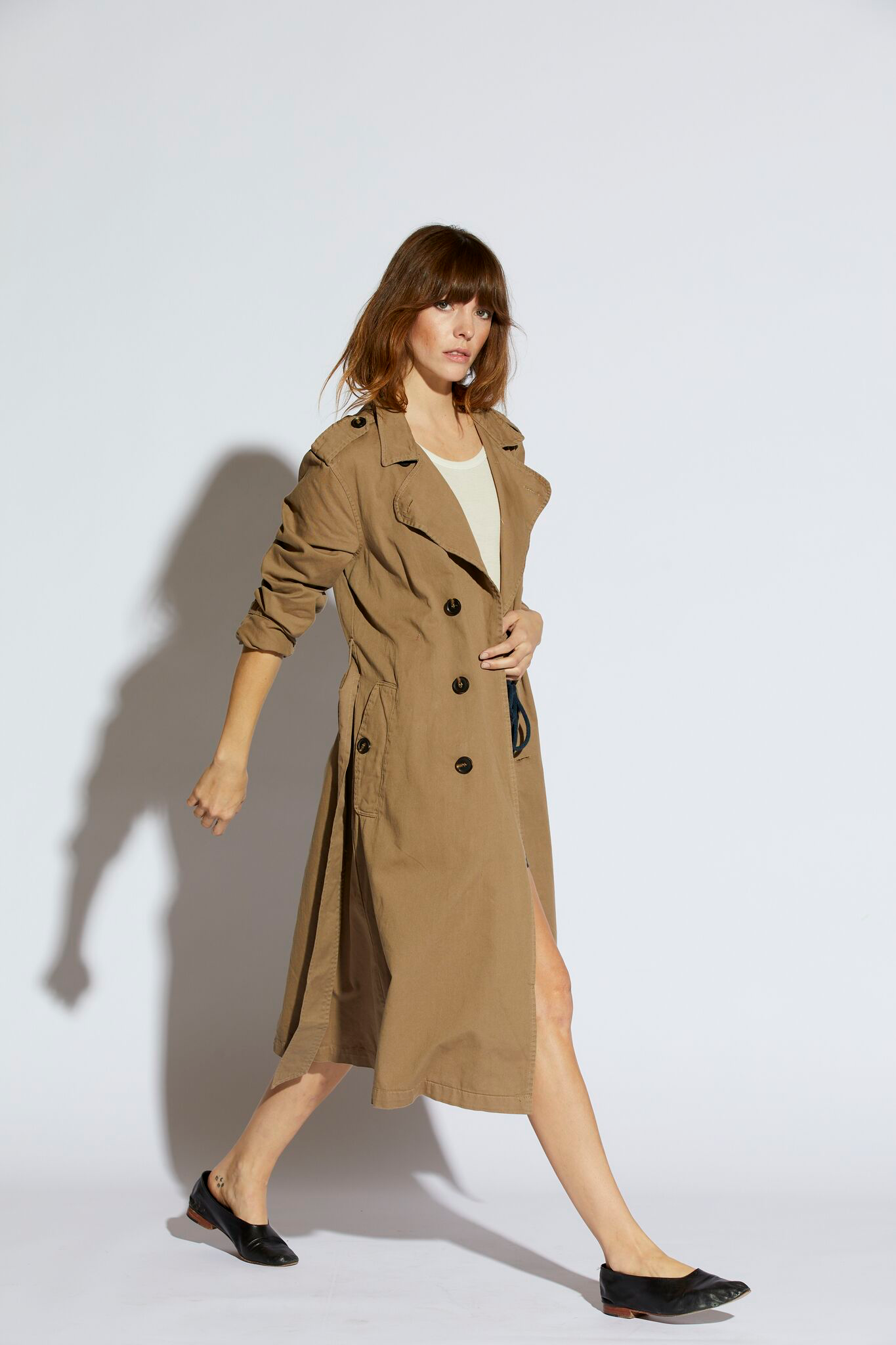 Dorian Trench Coat
