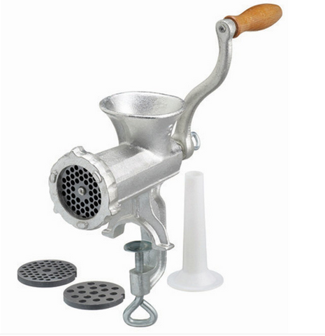 MEAT MINCER NO. 8 WITH 3 BLADES