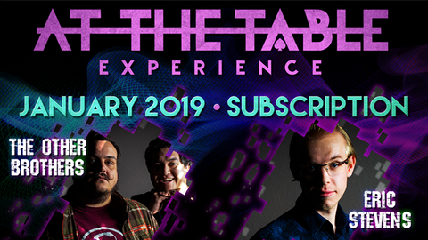 Copy of At The Table January 2019 Subscription video DOWNLOAD