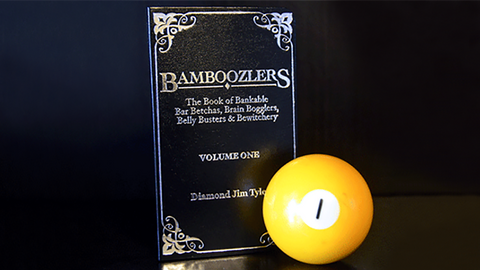 Bamboozlers Vol. 1 by Diamond Jim Tyler - Book