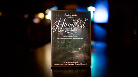Paul Harris Presents Haunted 2.0 by Peter Eggink and Mark Traversoni - Trick