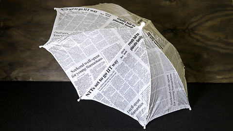 Production Umbrella (News) - Trick