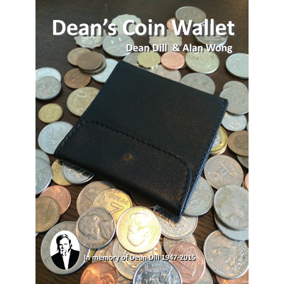 Dean's Coin Wallet by Dean Dill and Alan Wong - Trick