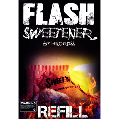 Flash Sweetener Refills by Eric Ross - Trick