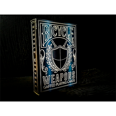 Weapons (Deck and Online Video Instructions) by Eric Ross - Trick
