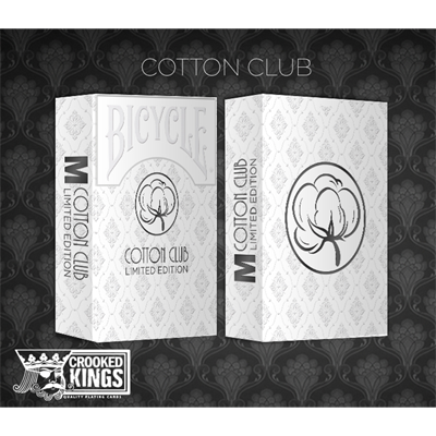 Bicycle Made Cotton Club (Limited Edition) Deck by Crooked Kings Cards - Trick
