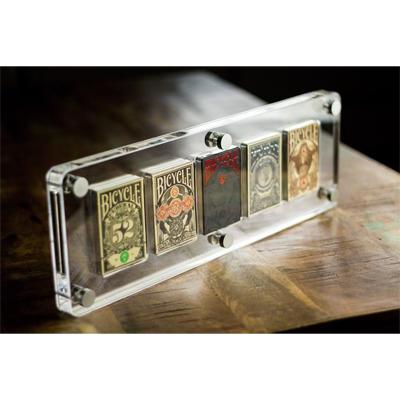 5 Deck Card Case by Gambler's Warehouse - Trick
