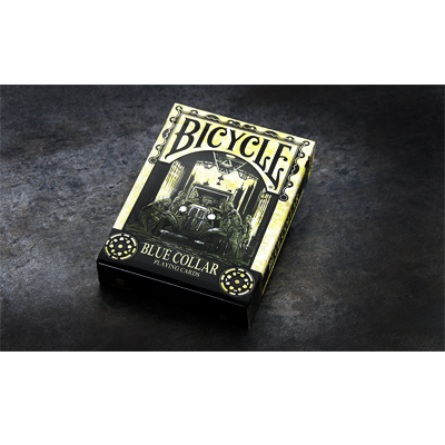 Bicycle Blue Collar Playing Cards by Collectable Playing Cards - Trick