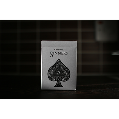 Rorrison's Sinners Deck USPCC and Enigma Ltd. - Trick