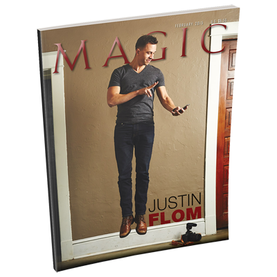 Magic Magazine February 2015 - Book