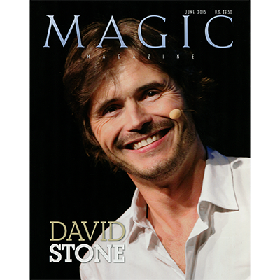Magic Magazine June 2015 - Book