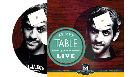 At the Table Live Lecture Mark Calabrese - DVD