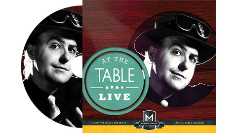 At the Table Live Lecture Bizzaro - DVD
