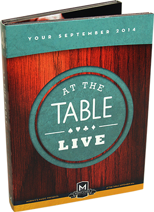 At the Table Live Lecture September 2014 (4 DVD set) - DVD
