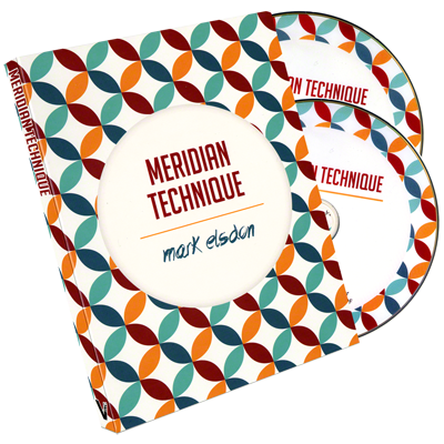 Meridian Technique (2 DVD Set) by Mark Elsdon - DVD