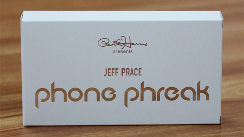Paul Harris Presents Phone Phreak (iPhone 4) by Jeff Prace & Paul Harris - Trick