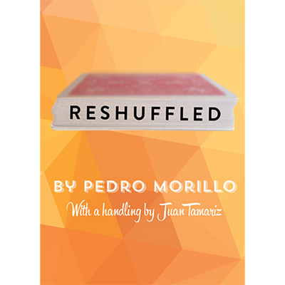 Reshuffled by Pedro Morillo (with additional Handlings by Juan Tamariz) - Trick