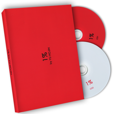 1% (One Percent) 2 DVD set by Yu Hojin - DVD