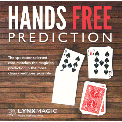 Hands Free Prediction (Blue) by Gee Magic - Trick