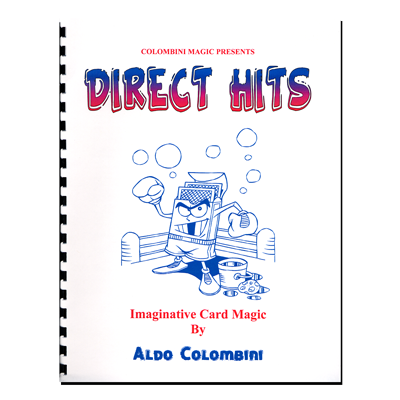 Direct Hits (Spiral Bound) by Aldo Colombini - Book