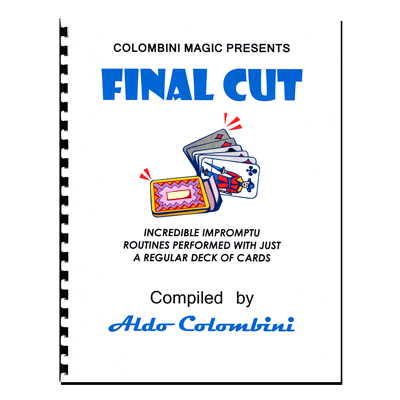 Final Cut by Aldo Colombini - Book