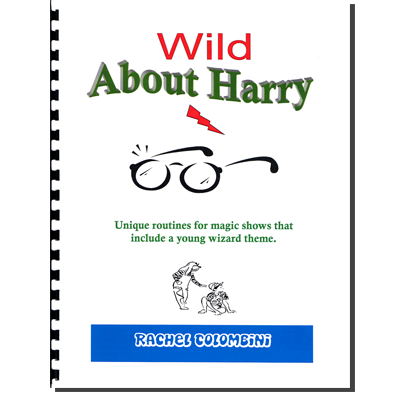 Wild About Harry (Spiral Bound) by Aldo Colombini - Book