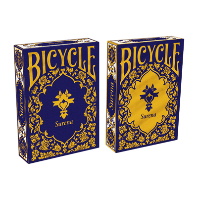 Bicycle Surena Deck (Set of 2) by Gambler's Warehouse