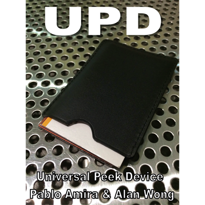 Universal Peek Device (UPD) by Alan Wong and Pablo Amira - Trick