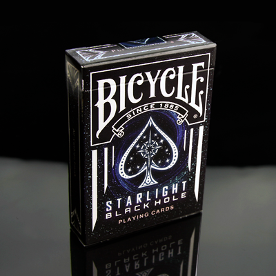 Starlight Black Hole Deck by Collectable Playing Cards - Trick