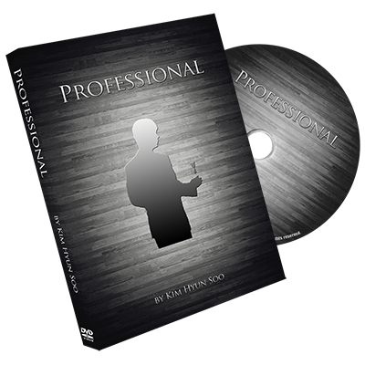 Professional DVD by Kim Hyun Soo - DVD