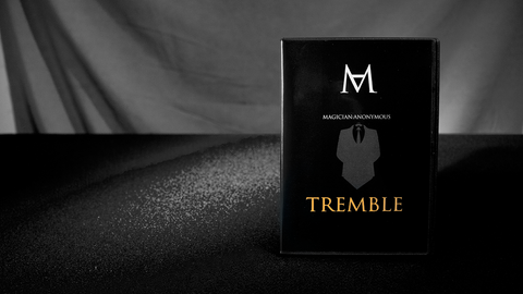 Tremble (DVD & Gimmicks included) by Magician Anonymous - Trick