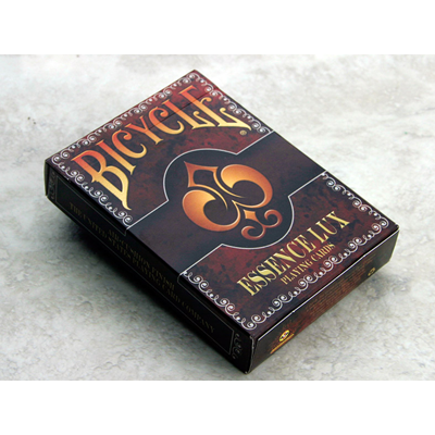 Bicycle Essence Lux Playing Cards by Collectable Playing Cards - Trick